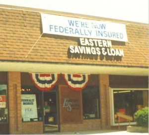 Eastern Savings Bank First Building